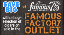 Famous Smoke Discount Cigar Outlet