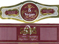 5 Vegas, Cask Strength II