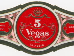 5 Vegas Classic, Fifty Five (Robusto Grande)
