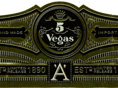 5 Vegas Series A, Apostle (Double Corona)