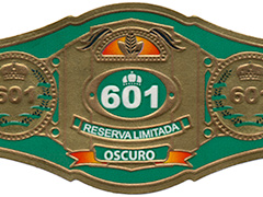 601 by Espinosa Cigars, Green Label Oscuro