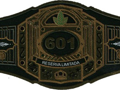 601 Series (2006) Green Label Habano Oscuro, Trabuco