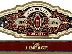Alec Bradley Family Blend The Lineage, Robusto
