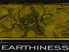 Acid by Drew Estate Acid Gold, Earthiness (Petit Corona)