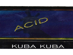 Acid by Drew Estate Acid Blue, Kuba Kuba (Robusto)