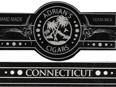 Adrian's Connecticut Shade, Robusto