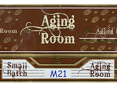 Aging Room by Boutique Blends M20 ffortissimo, Perfecto