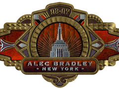 Alec Bradley New York, Churchill