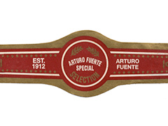 Arturo Fuente Special Selection, Curly Head Deluxe Maduro (Lonsdale)