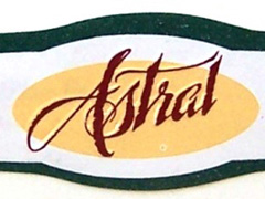 Astral Natural, Beso (Robusto)