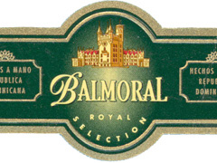 Balmoral Royal Selection Maduro, Churchill