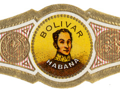 Bolivar (Cuba) Regular Production, Tubos No. 2