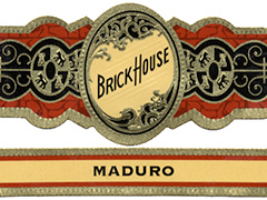 Brick House by J.C. Newman Maduro, Robusto