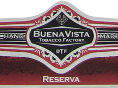 Buena Vista Reserva, Short Churchill (Short Robusto)