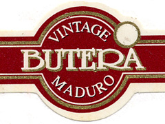 Butera Royal Vintage Maduro, No. 750 (Churchill)