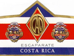 CAO, Escaparate Costa Rica
