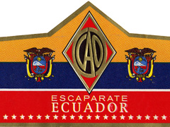 CAO Escaparate Ecuador, Double Corona