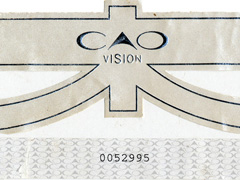 CAO Vision, Catalyst (Robusto)