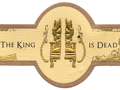 Caldwell Cigars Caldwell Collection The King is Dead, The Last Payday (Torpedo)