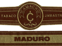 Camacho Corojo Maduro (original blend), Churchill