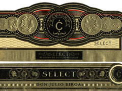 Camacho, Select