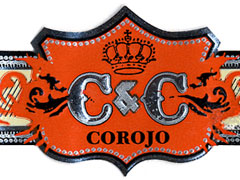 C & C Cigars Corojo, Churchill