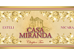 Casa Miranda by Nestor Miranda Chapter Two, Robusto