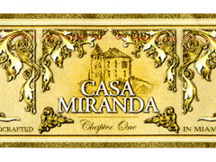 Casa Miranda by Nestor Miranda Chapter One, Robusto