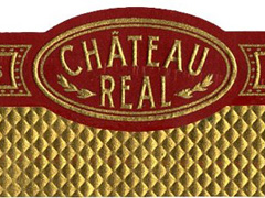 Chateau Real by Drew Estate Cristales Deluxe, Robusto