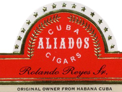 Cuba Aliados by Reyes Family Cigars Originales, Media Corona (Corona)