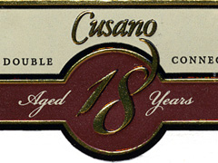Cusano 18 Double Connecticut, Gordo