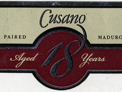 Cusano 18 Paired Maduro, Churchill