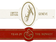 Davidoff Limited Edition, 2016 Year of the Monkey (Special Toro)