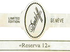 Davidoff Limited Edition, 2008 Reserva 12 (Robusto Extra)