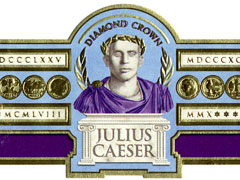 Diamond Crown, Julius Caeser