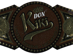 Don Kiki Limited Reserve Brown Label, Toro