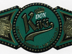 Don Kiki Limited Reserve Green Label, Corona