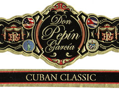Don Pepin Garcia Black Edition, 1950 Toro