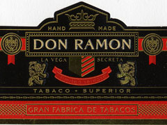 Don Ramon Maduro, The 660 (Toro Gordo)