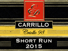 E.P. Carrillo Short Run 2015, Napoleon (Robusto)