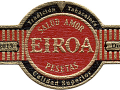 Eiroa by Christian Eiroa (2013), Prensado (Short Robusto)