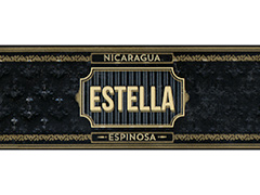 Estella by Espinosa Atlantic Cigar Exclusive, Robusto Extra