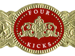 Crowned Heads Four Kicks, Robusto Extra