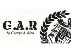 G.A.R. by George Rico White, Robusto Grande (Robusto)