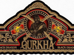 Gurkha Black Dragon, Churchill Tubo