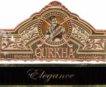 Gurkha Elegance, Churchill