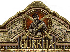 Gurkha Legend, Robusto