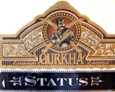 Gurkha Status, Churchill