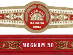 H. Upmann (Cuba) Regular Production, Magnum 50