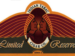 Indian Tabac Limited Reserve, Bison (Torpedo)
